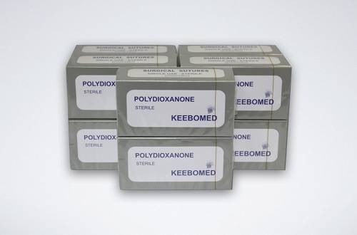 Polydioxanone PDS/PDO Lot of 10 Boxes Veterinary Surgical Sutures