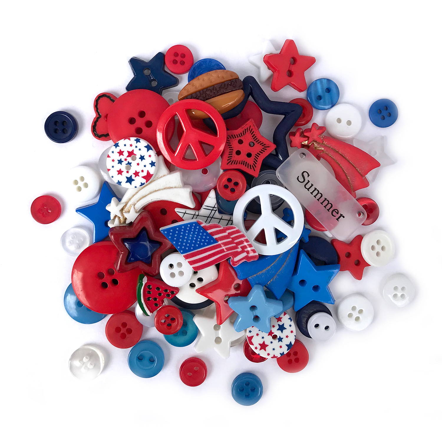 Craft Buttons For Sale - Buy Christmas Lights Large Super Value Pack