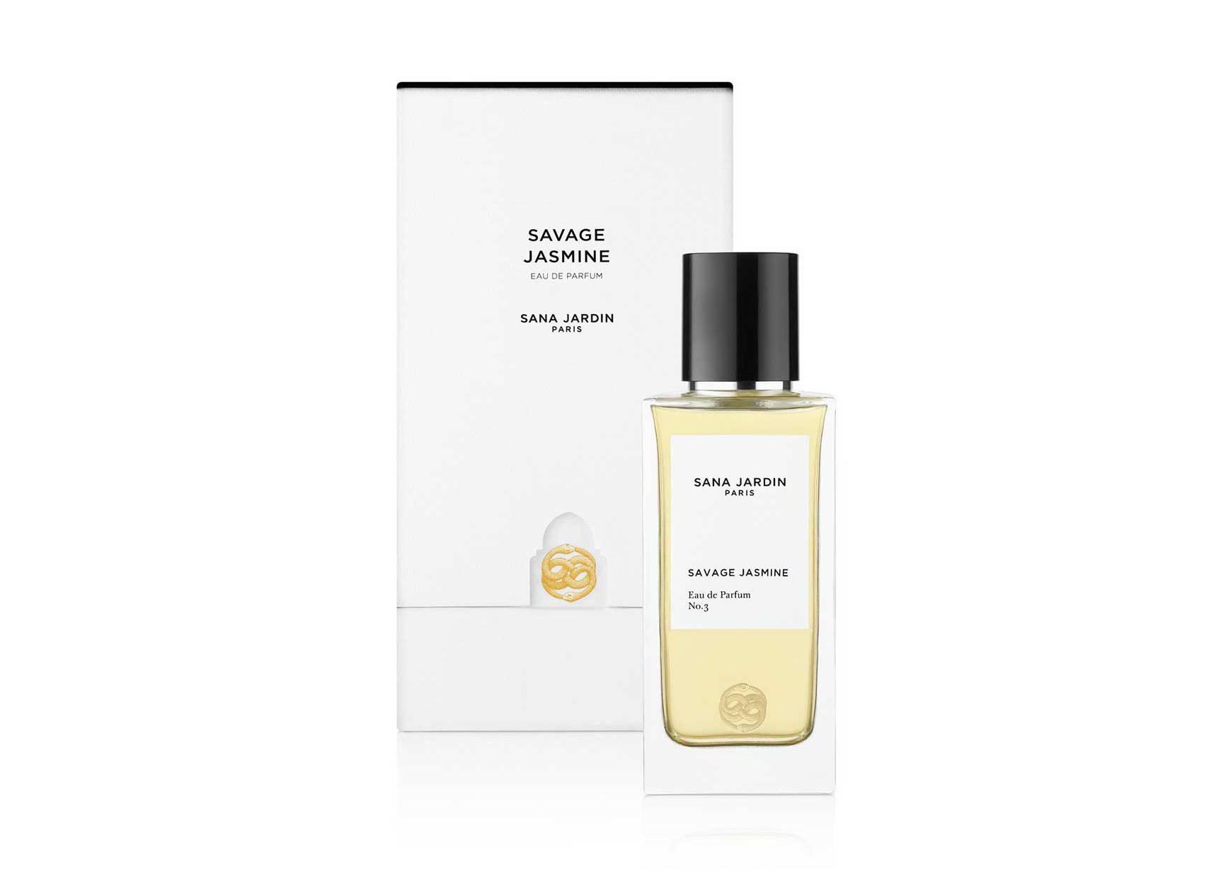 Sana Jardin perfume fragrance Savage Jasmine
