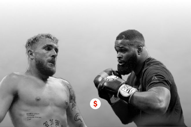 Betting Odds and Predictions for Jake Paul vs. Tyron Woodley