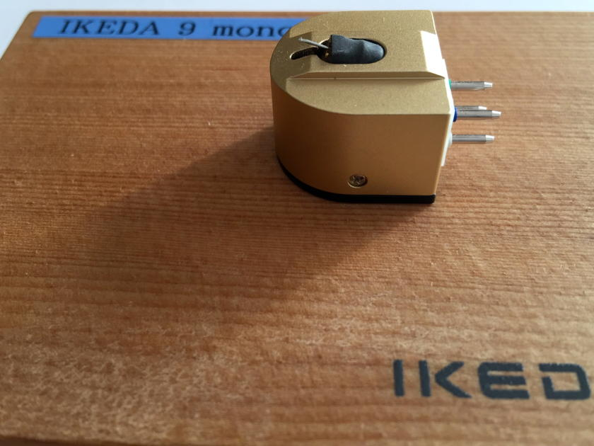 Ikeda  9TT Mono