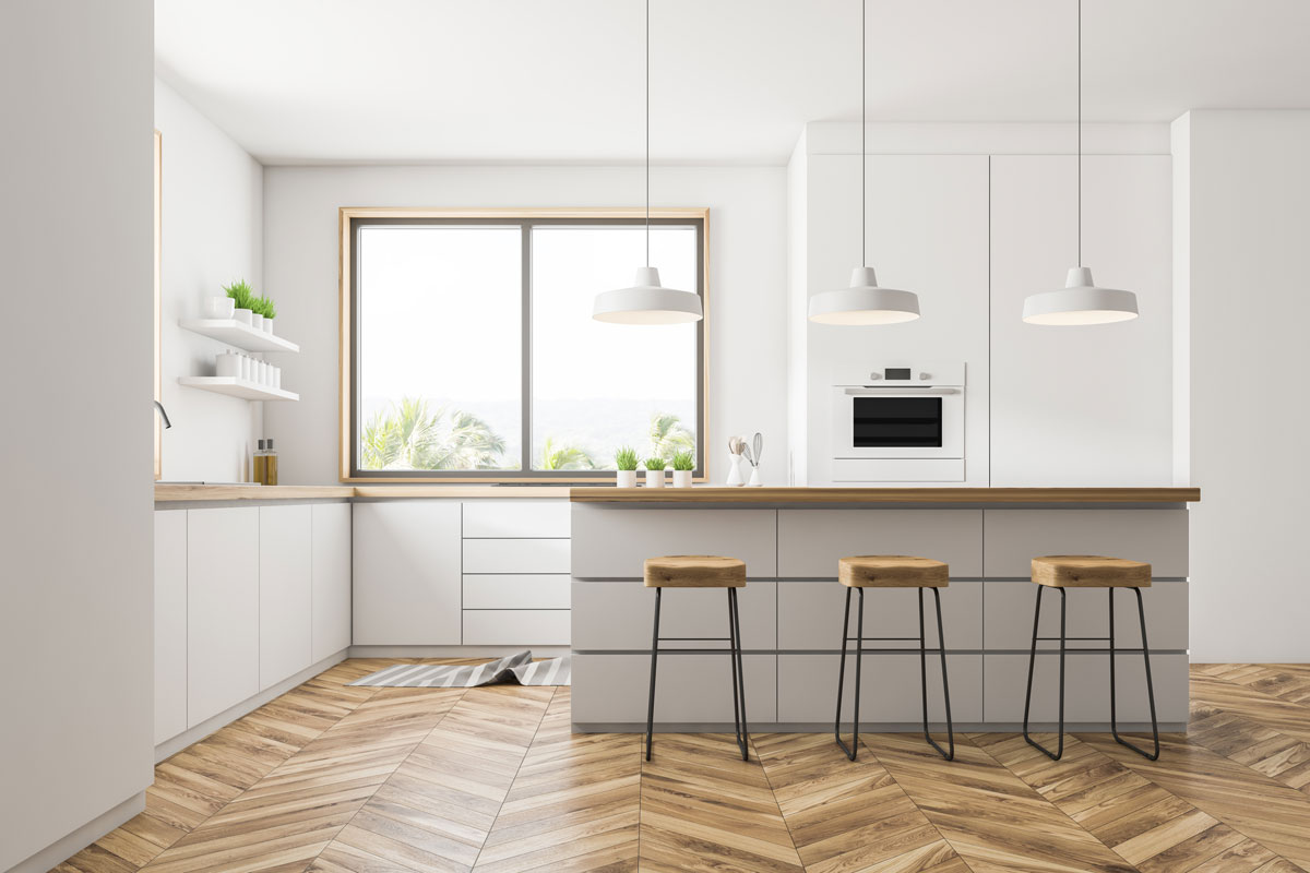 How to make the most of natural light in the house