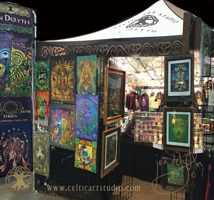 Celtic Art Studio Celtic Festival Online