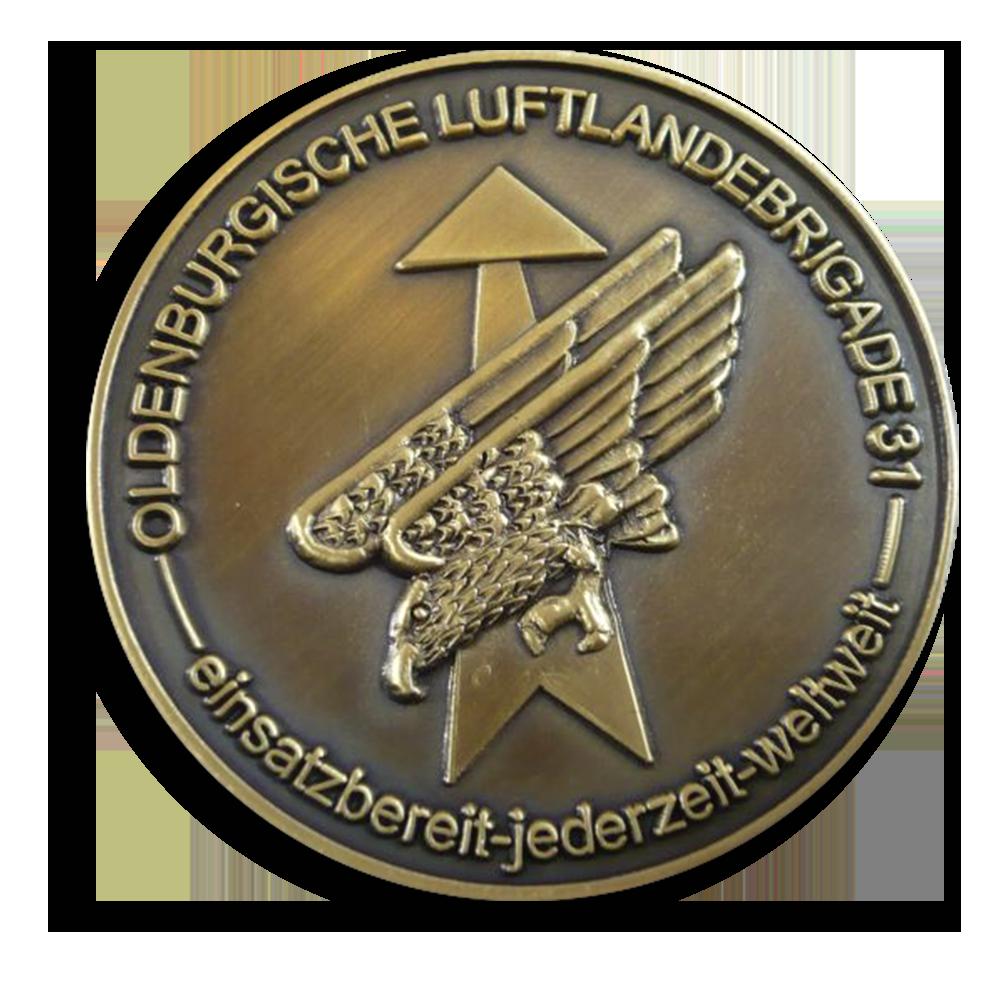 Bundeswehr Coins Münzen Hier Individuell Erstellen Feldschmiede