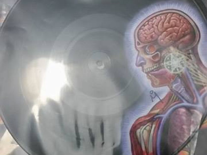 TOOL - Lateralus Special Edition & Signed! Faaip de Oiad
