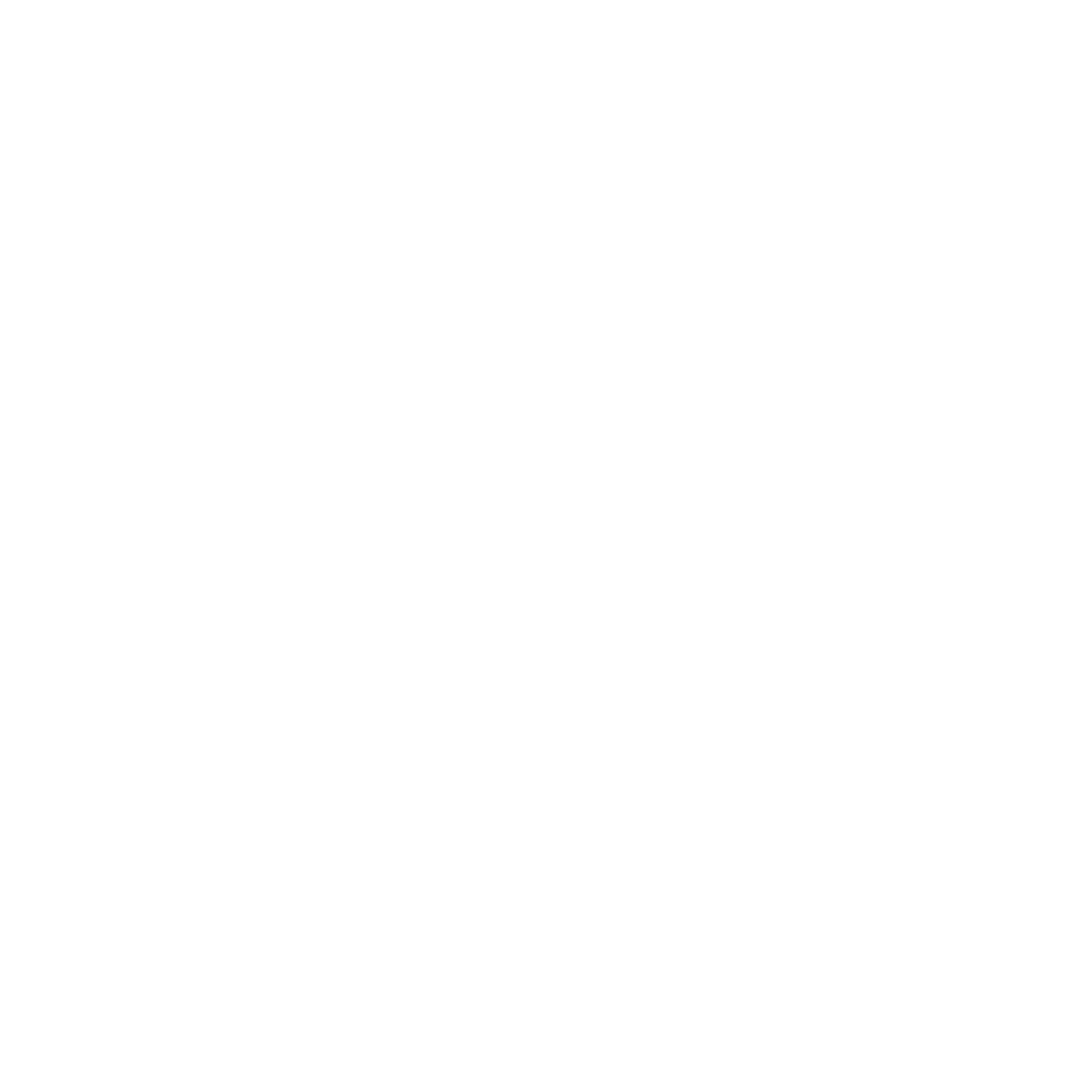O-Mirror in Brass base detail