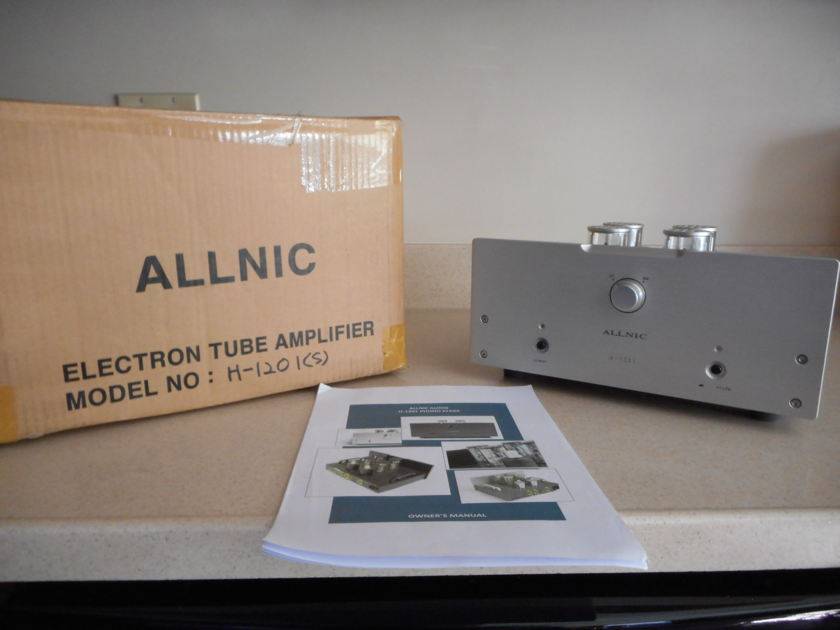 Allnic Audio 1201 Phono Preamp