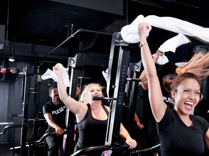 Boutique Fitness Studio Downtown DC