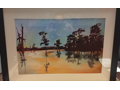 Framed Cypress Grove