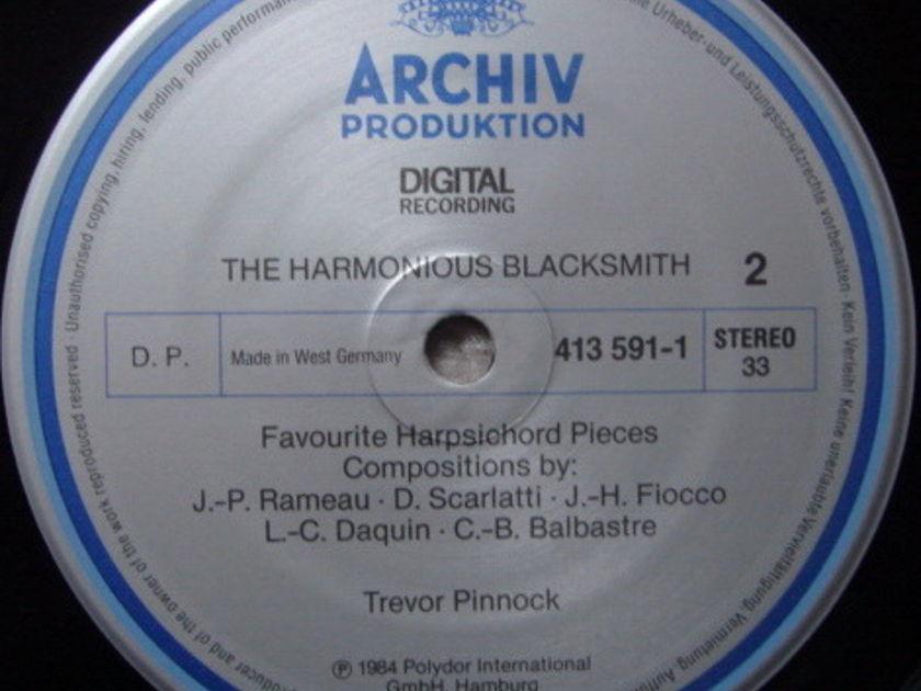 Archiv Digital / PINNOCK, - The Harmonious Blacksmith, MINT!