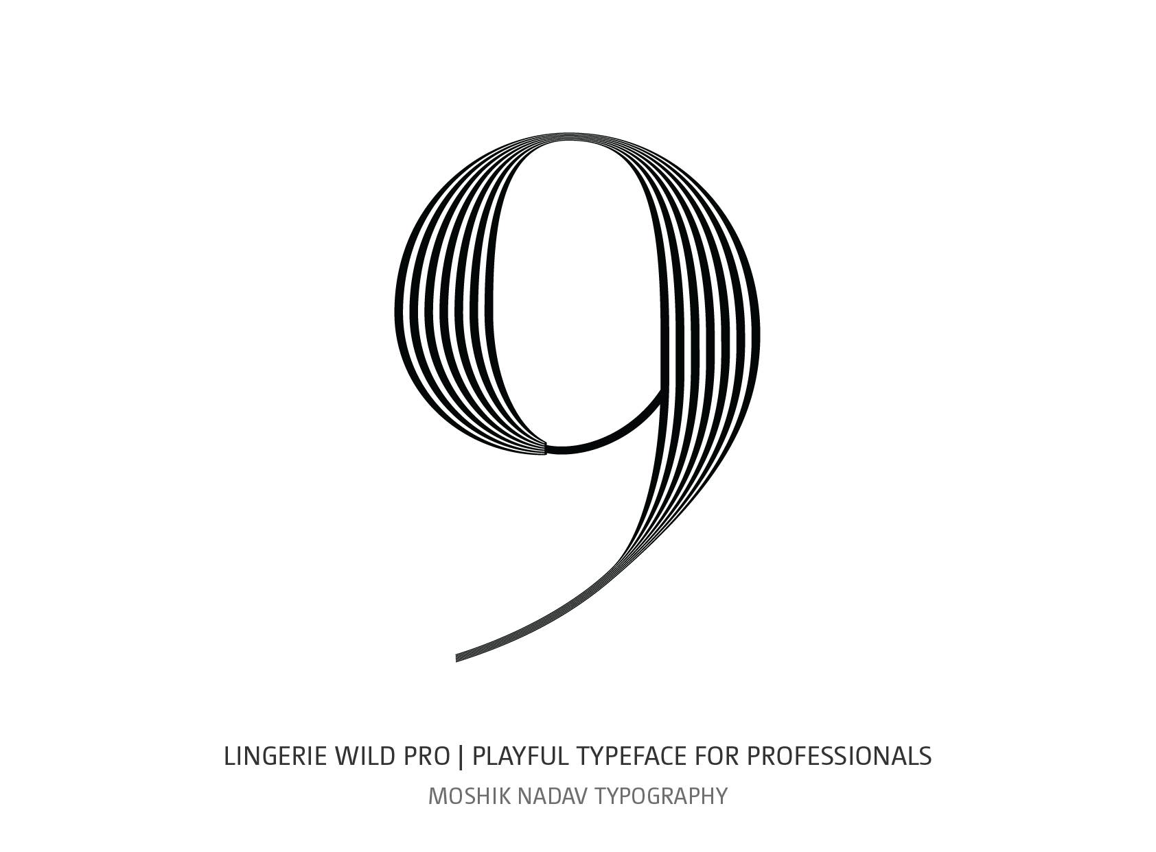 amazing number 9 for logos and fashion magazine