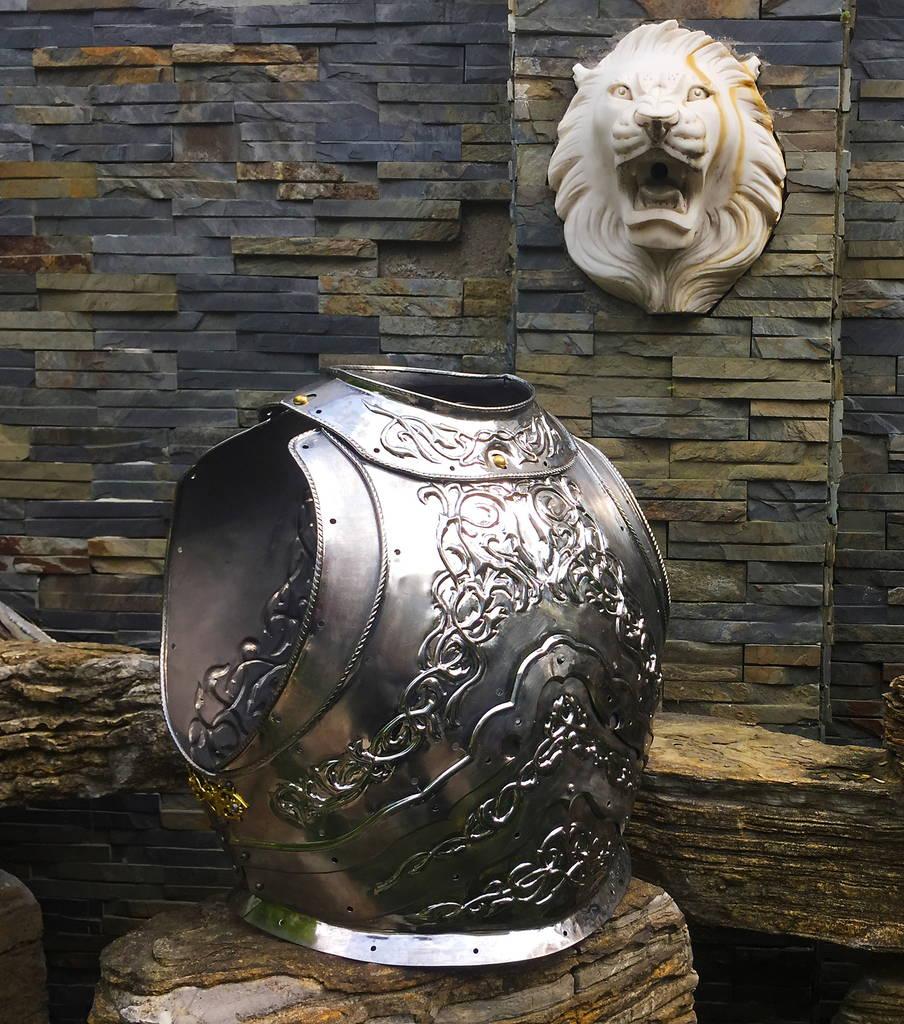 The Conquistador Armor