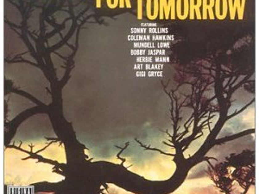 Sonny Rollins Coleman Hawkins Art Blackey  - Blues for Tomorrow Vinyl LP