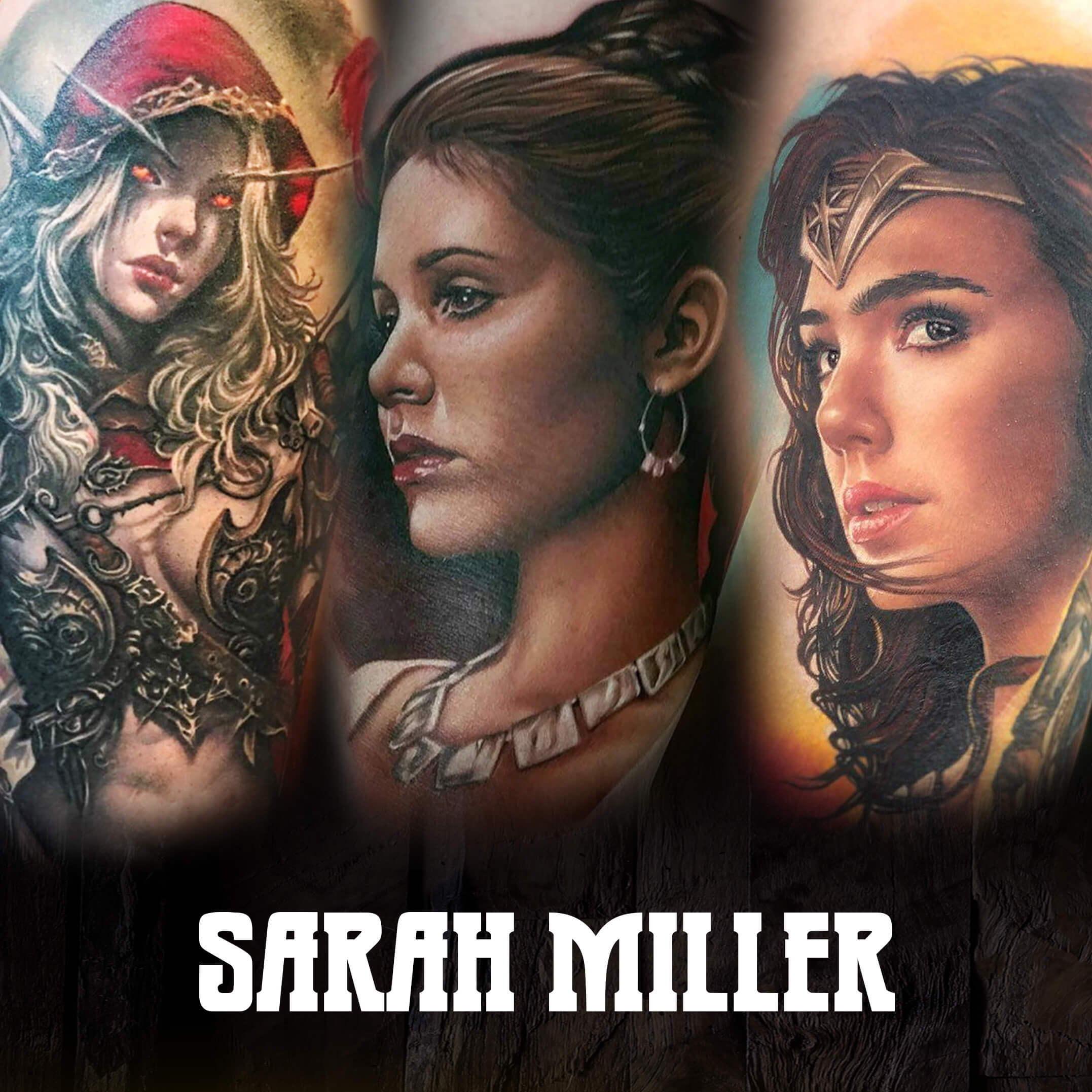 Sarah Miller Pro Series Set