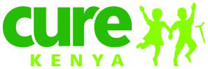 Curekenya logo stacked 2color scaled 1