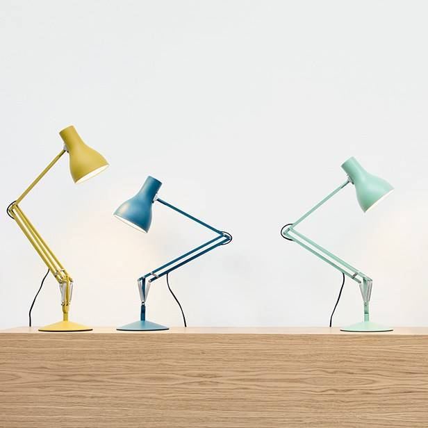 Type 75 Desk Lamp Margaret Howell Collection