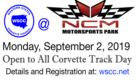 WSCC Track Day (NCM 25th Anniversary)