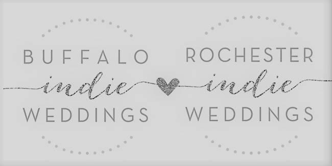 Indie wedding logo
