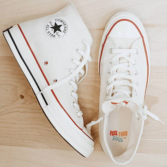 feel your soul converse insoles