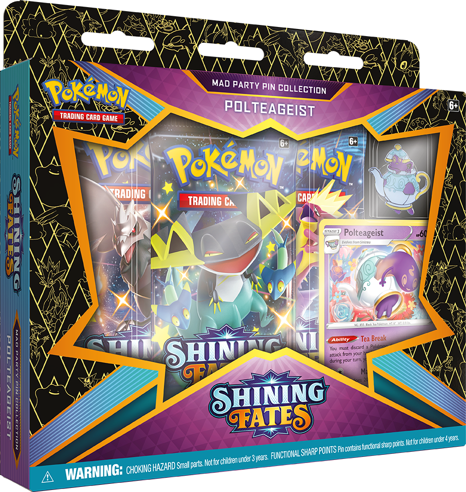 Shining-Fates-Polteageist-Collection