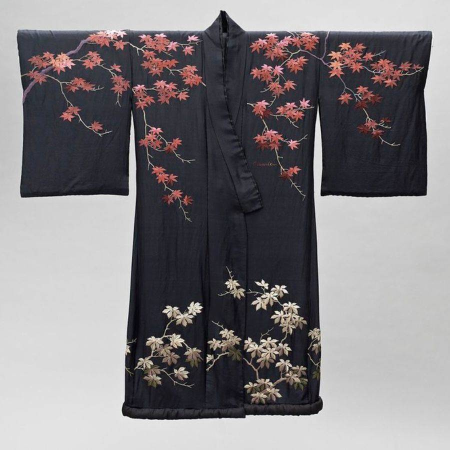 Modern Kimono Produced for the Western Market
