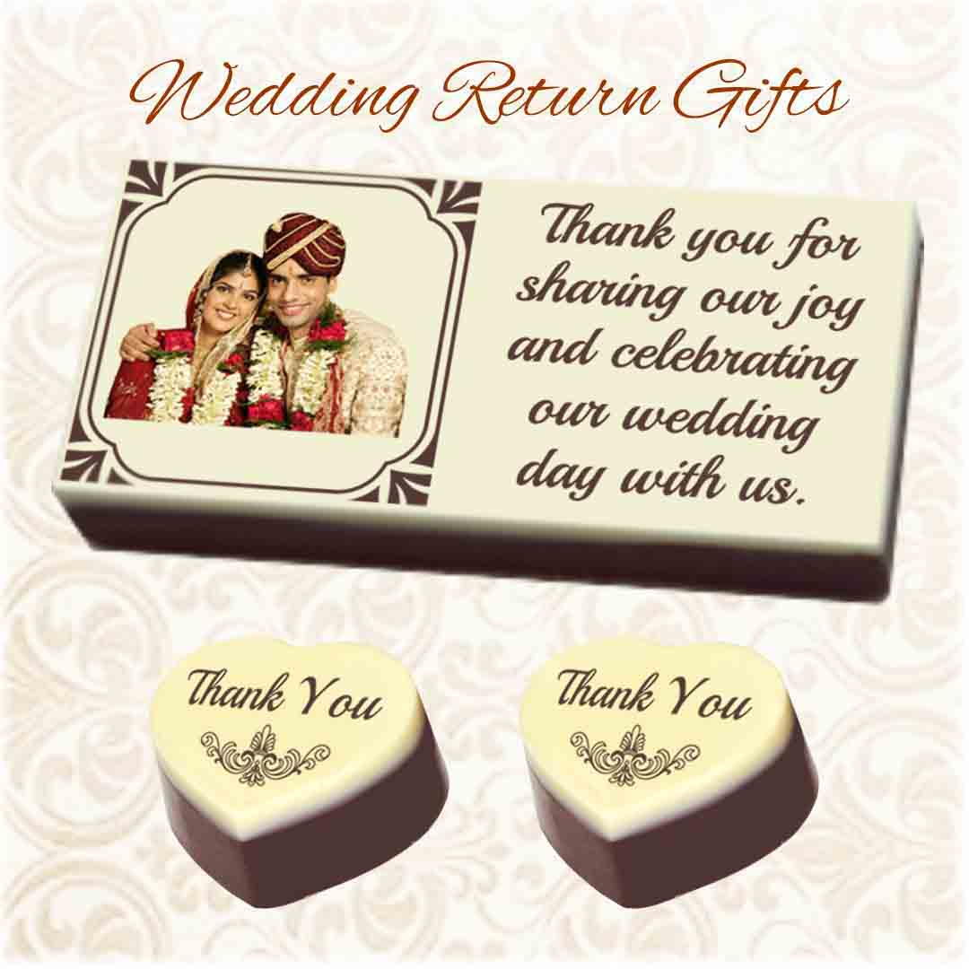 Wedding Return Gifts