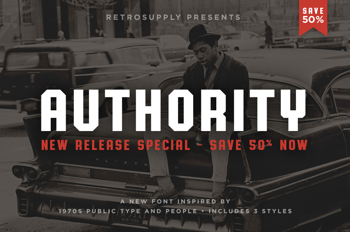 Authority Font