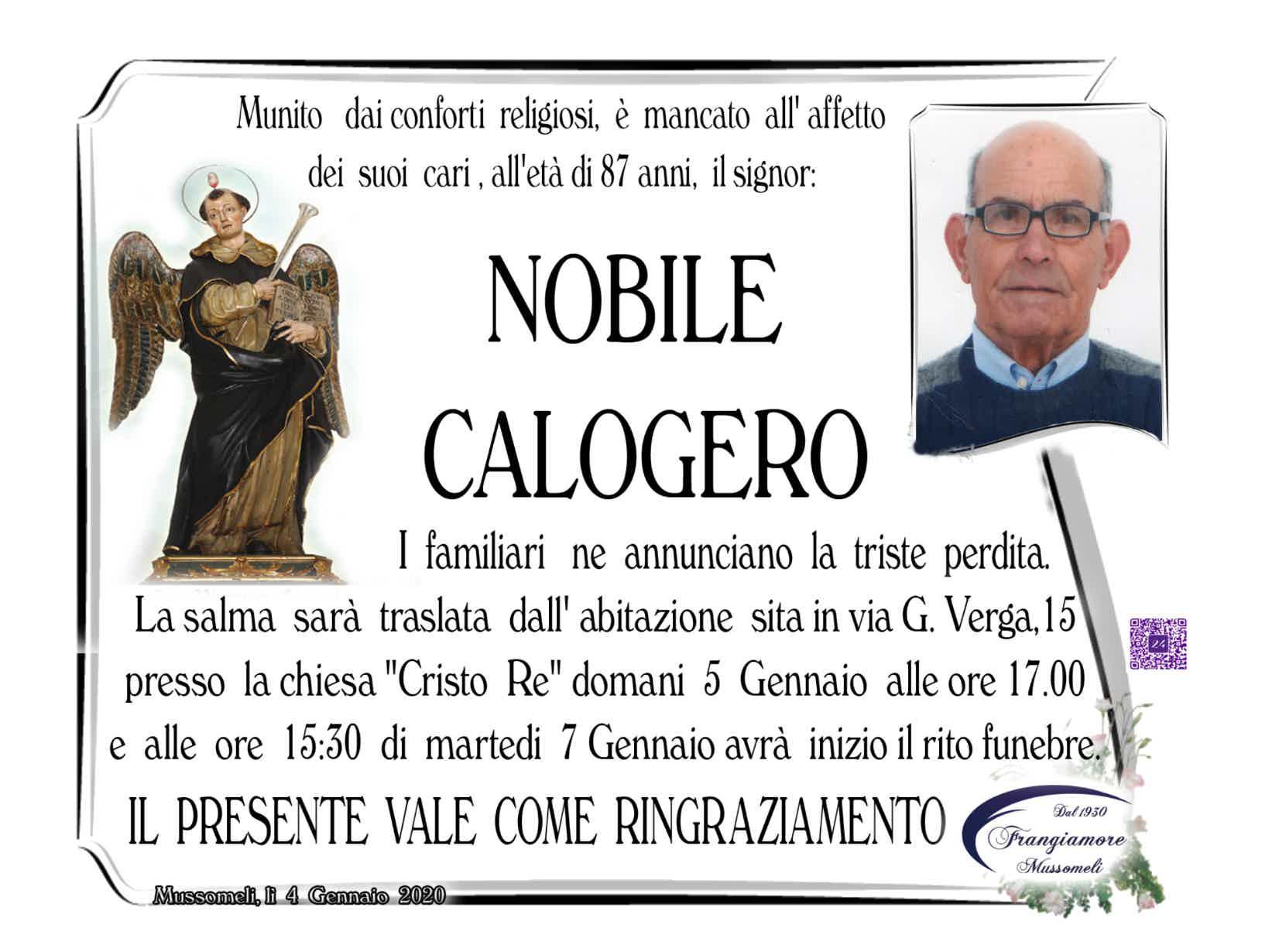 Calogero Nobile