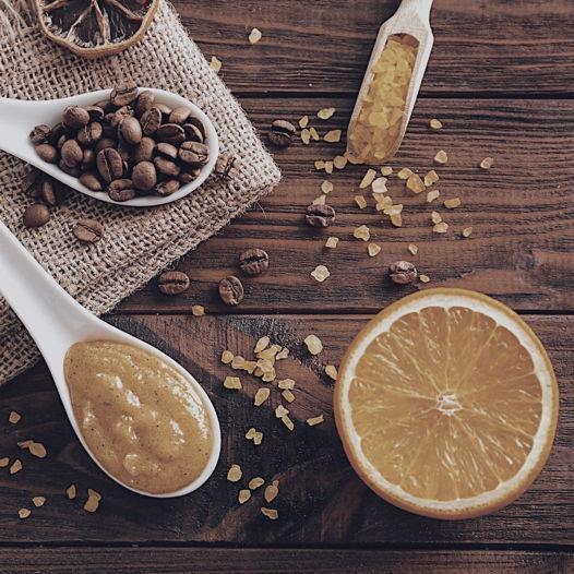 Кофе ароматизированный «Апельсин в шоколаде»