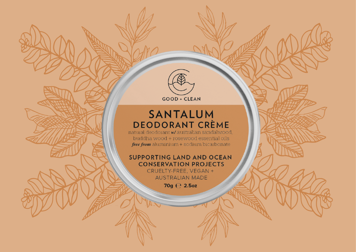 Good & Clean, 100% Natural and Cruelty-Free Skincare