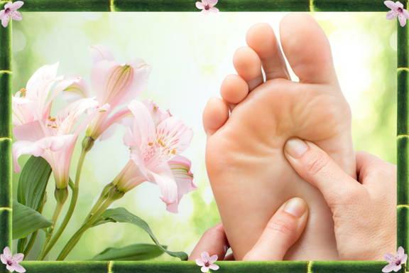 Reflexology Massage - Thai-Me Spa Hot Springs, AR