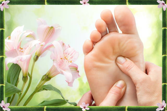 Extremities Massages in Hot Springs, AR - Reflexology - Thai-Me Spa Hot Springs, AR