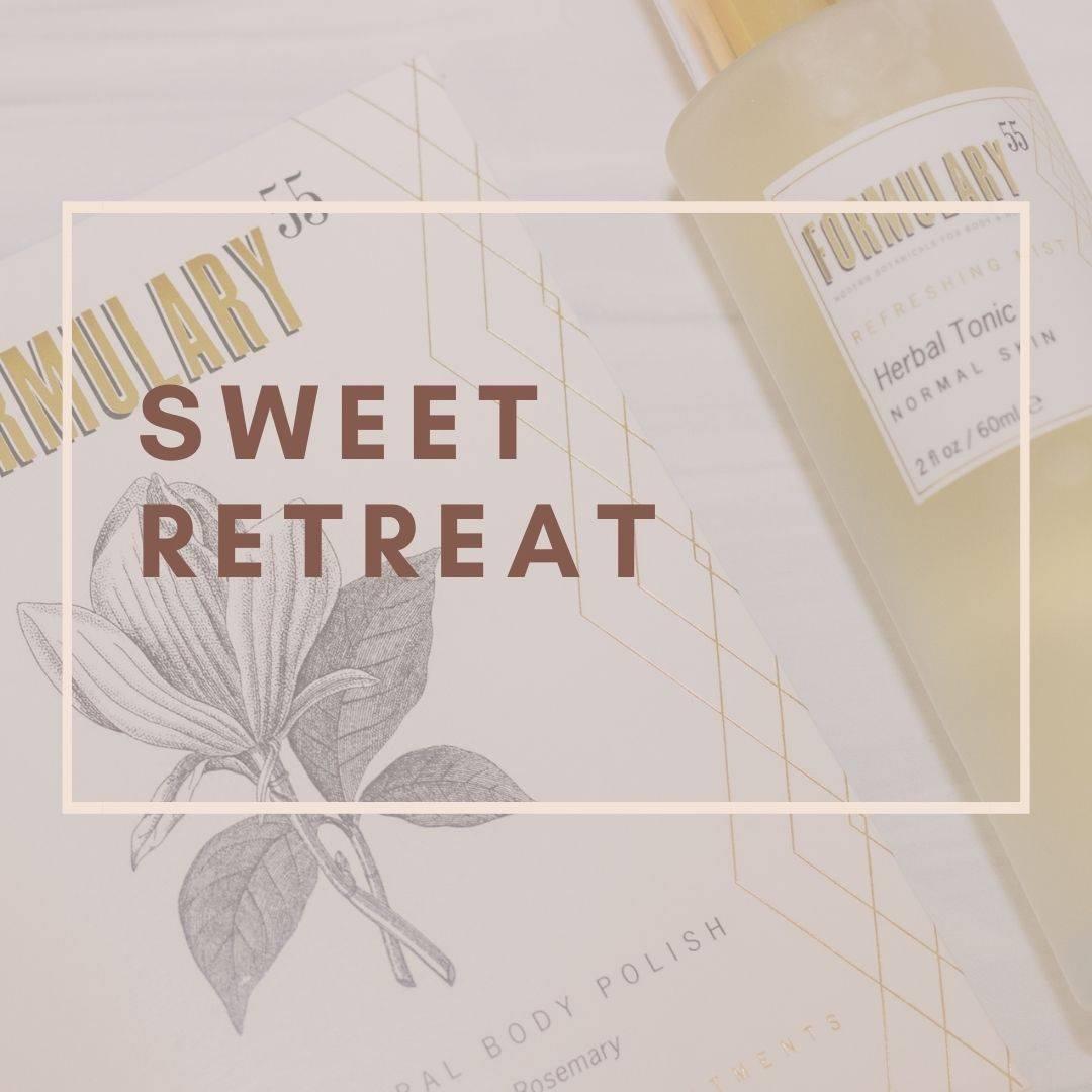 Sweet Retreat Self Care Gift Box