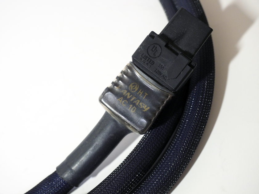 Harmonic Technology Fantasy AC 10 power cable 2 meters