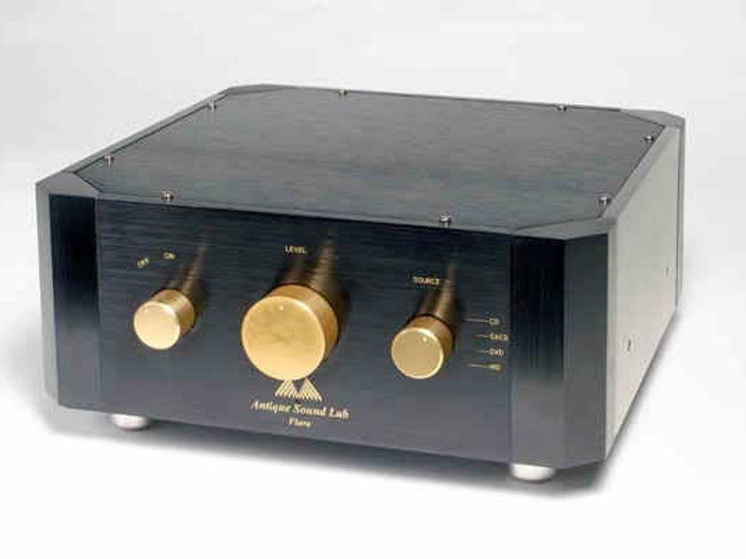 Antique Sound Lab Flora Auto Transformer/Tube preamp
