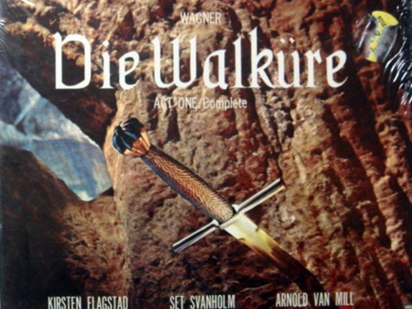 ★Sealed★ London-Decca / KNAPPERTSBUSCH, - Wagner Die Walkure Act One, 2LP Box Set!
