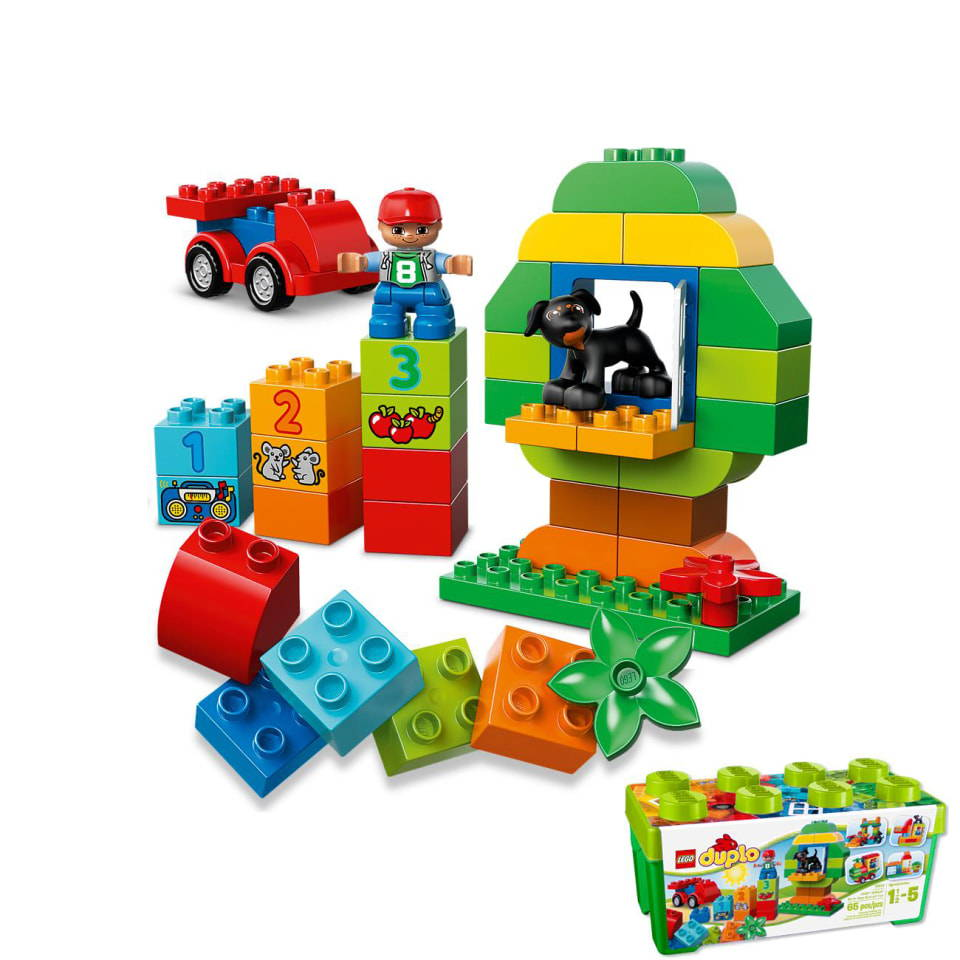 Lego Duplo All-in-One-Box-of-Fun Building Kit