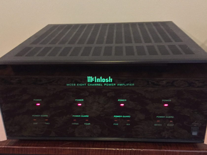 McIntosh MC-58 Power Amplifier