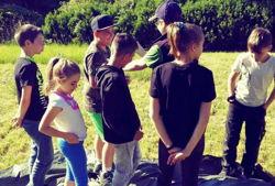 foto galerie bushcraft sauerland kindergeburtstag im wald