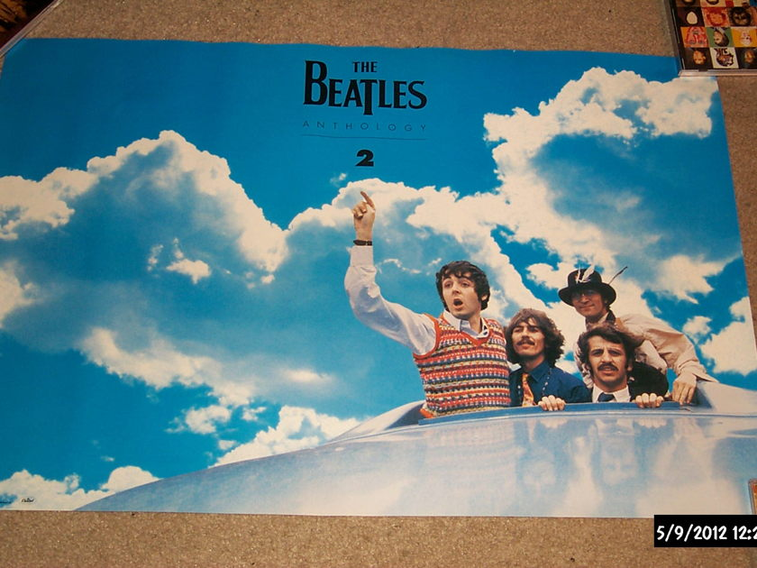 The beatles - Promo Poster anthology 2