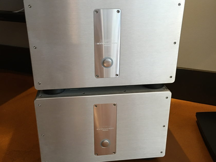 Krell Evolution 400  Mono Amplifiers (pair)