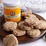 Keto Nut Butter Cookies