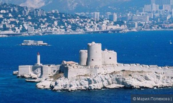 Таинственный замок Иф