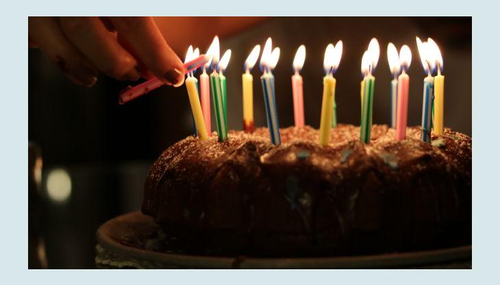 naturgut ophoven cake kuchen mit kerzen pxb