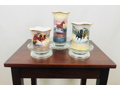 Ardleigh Elliott, Free as the Wind Collection - Porcelain Votives