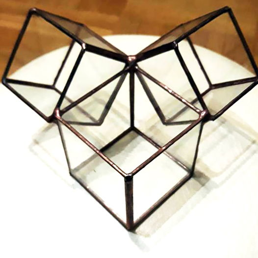 Наполняриум из кубов