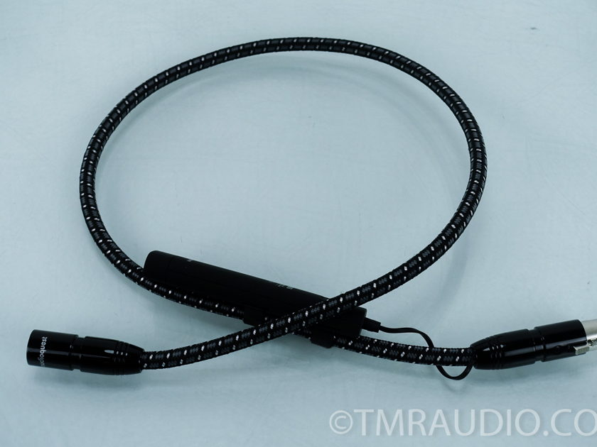 AudioQuest Niagara Single XLR Interconnect; 1m Cable (8898)