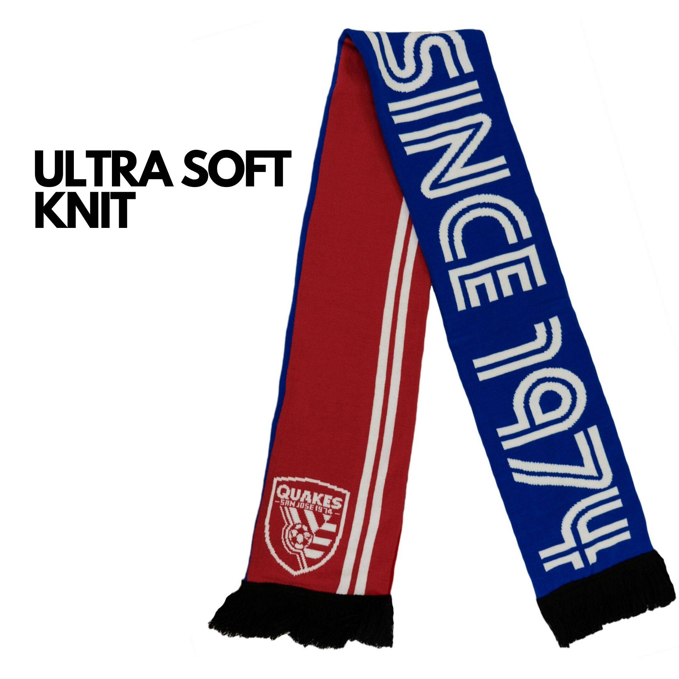 ultra soft knit scarf