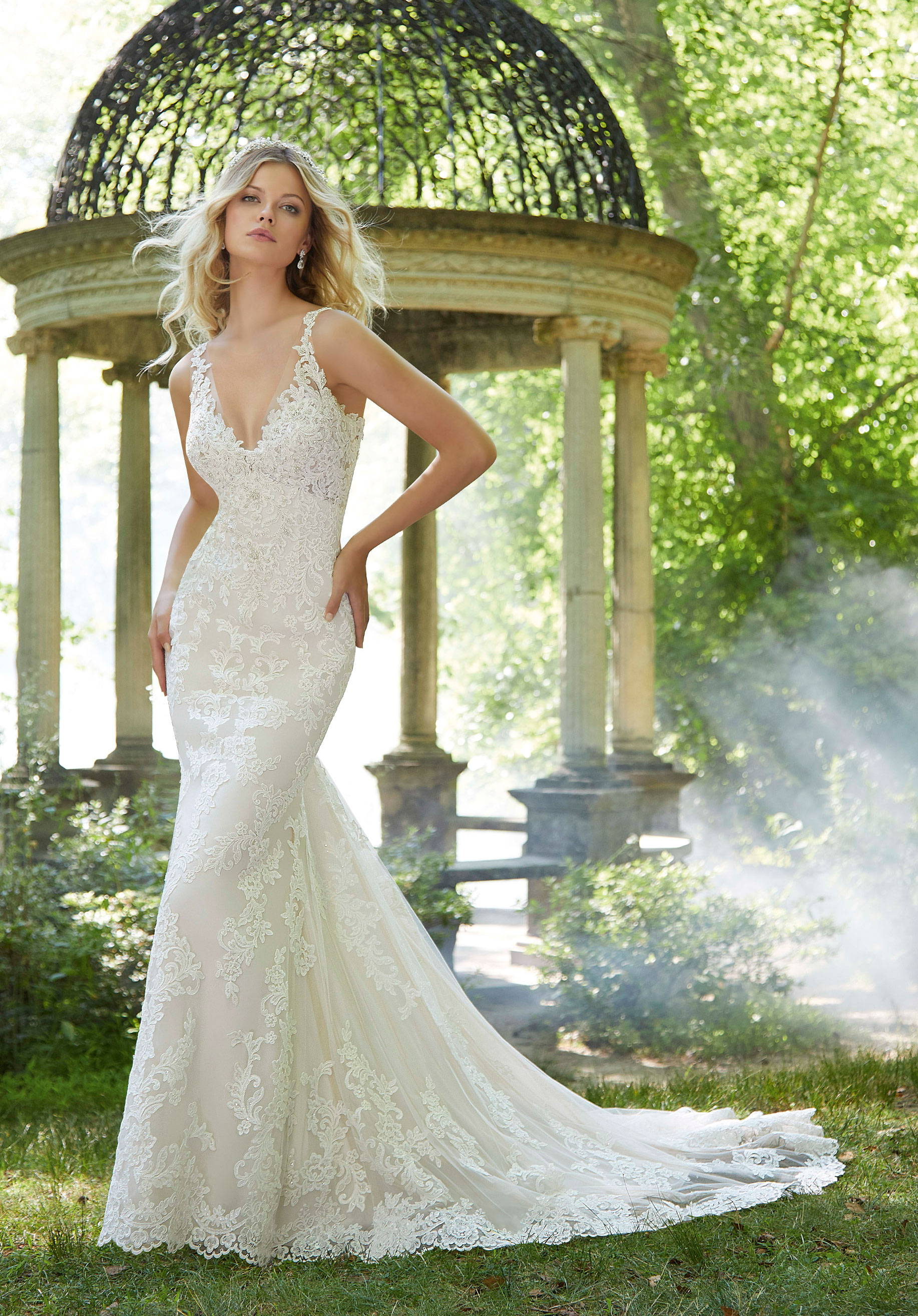 MORI LEE  WEDDING DRESS 2021