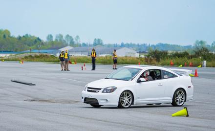 Velocity Driving School #2